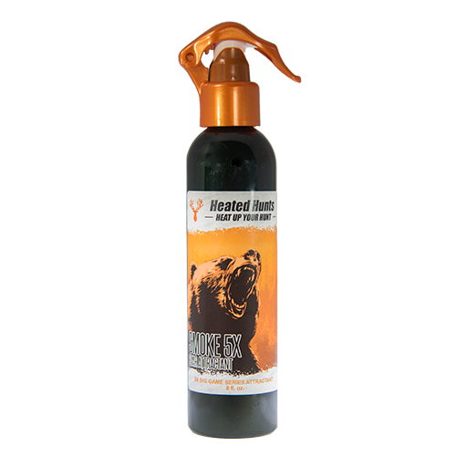 smoke 5x bear attractant