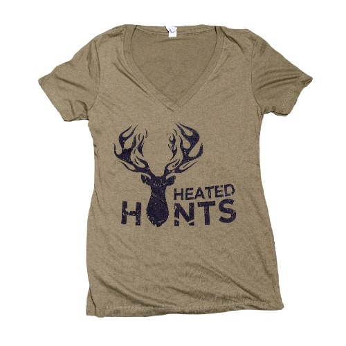 OD Green Women T Shirt