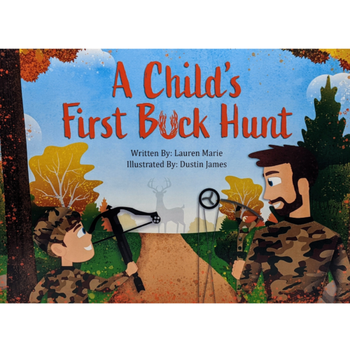 Children's Hunting Book